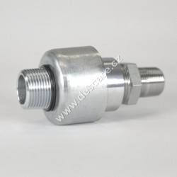 Steel Vent Valve Adaptor for EX Breather